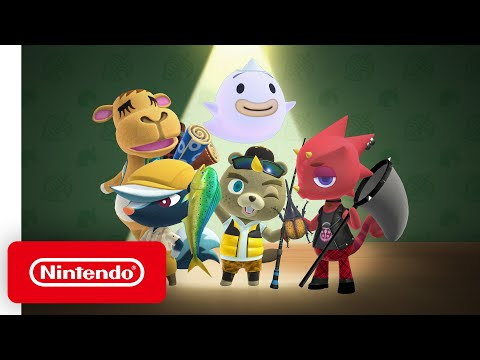 Animal Crossing: New Horizons - Who's Who (And What They Do) - Nintendo Switch