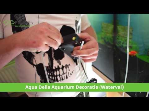 PetsGifts Aquarium Decoratie Waterval