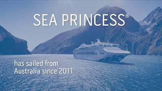 Sea Princess: Exciting new Sea Princess