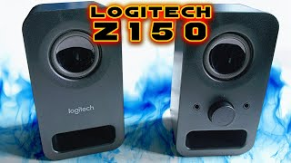 Logitech Z150 - Cheap Crispy Clean Audio (Demo)