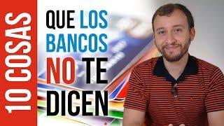 Video: 10 Cosas Que Los Bancos No Te Dicen Sobre Las Tarjetas De Crédito