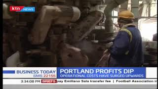 Portland Cement records drop in profit