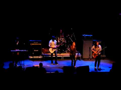 Mercury V-Sinking back (live @ 9:30 club)
