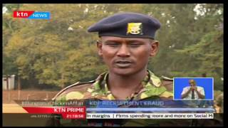 A Family in Nyeri held over an attempt to bribe KDF to recruit son, KTN Prime 21st September 2016