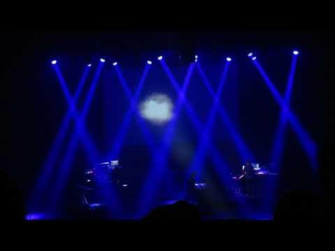 Tangerine Dream Horizon & Ayers Majestic London Barbican  - Willy