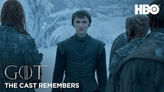 The Cast Remembers: Isaac Hempstead Wright on Playing Bran Stark