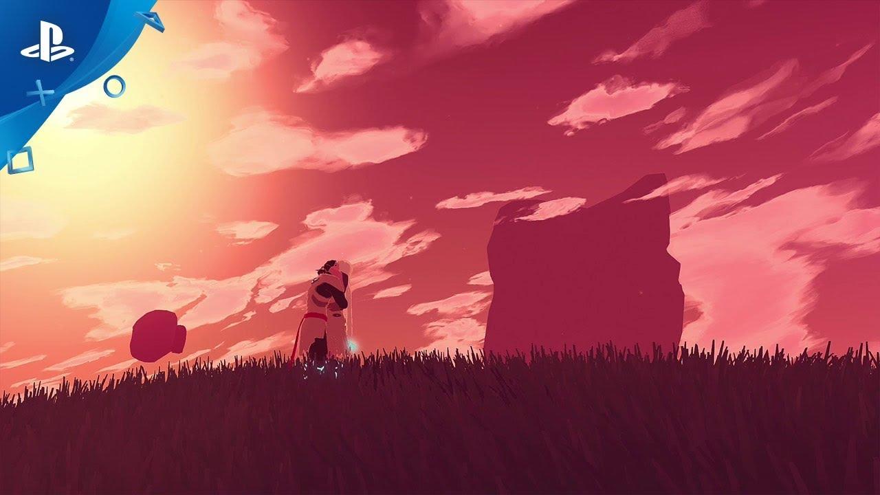 Геймплейный трейлер игры Haven