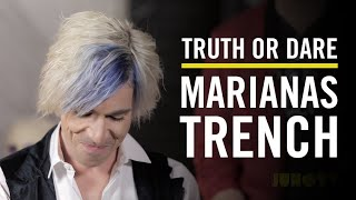 Marianas Trench Plays Truth or Dare on Vault Sessions | JUNO TV