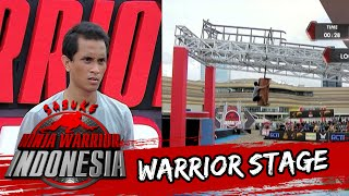 Adnan Buchari Pelatih Ninja Wall Climbing Sasuke Ninja Warrior Indonesia 14 Feb 2016