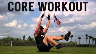 The 20 Minute Killer Core Workout Video! #coreworkout by SeanVigueFitness