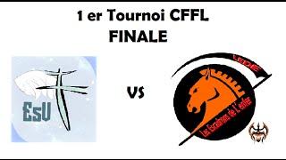 War Thunder 1er Tournoi CFFL FINALE ESV vs LEDE FR