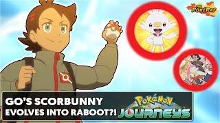 Raboot  - (Pokémon) - Go's Scorbunny Evolves LEAKED?! Raboot CONFIRMED? Go's New Pokémon in Pokémon 2019/Pocket Monsters
