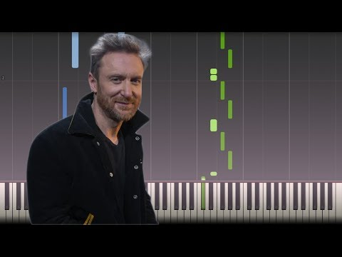 David Guetta, Brooks & Loote - Better When You're Gone (Piano Ver.) - W. Kailert
