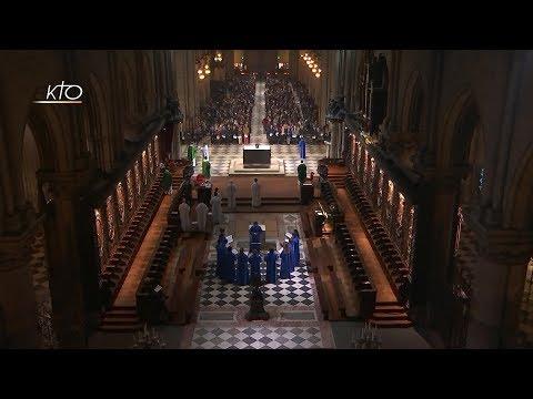 Messe du 5 novembre 2017