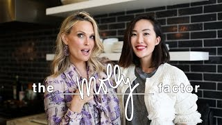 The Ultimate Beauty Detox Salad With Molly Sims | Chriselle Lim