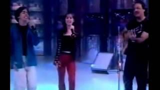 Sandy E Junior & Toquinho -  Era Uma Vez