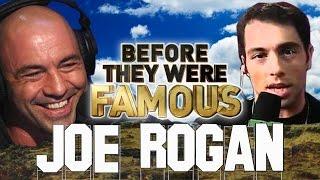 JOE ROGAN - Before They Were Famous