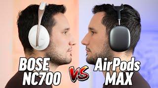 AirPods Max vs Bose 700 - Ultimate Comparison!