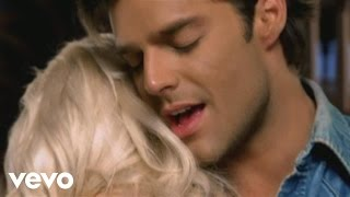 Christina Aguilera, Ricky Martin - Nobody Wants To Be Lonely