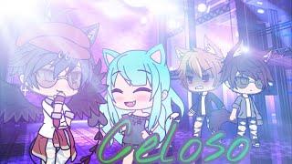 Celoso// gacha life music video// Spanish and English lyrics with this!!// please read description!