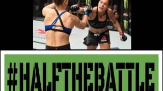 UFC 207 Nunes vs Rousey Recap with Jose Shorty Torres on Half The Battle