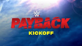 WWE Payback Kickoff: Aug. 30, 2020 - Download this Video in MP3, M4A, WEBM, MP4, 3GP