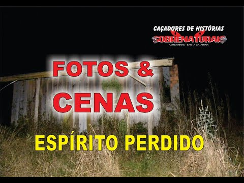 FOTOS + CENAS - ESPÍRITOS PERDIDOS