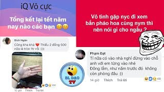 BLdaoTV- Những bình luận vui chào năm mới 2019 - phần 27
