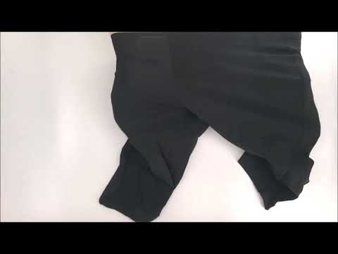 Zeštíhlující 3/4 kalhoty F 009 - Self