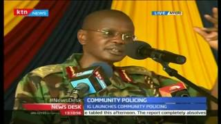 Newsdesk Full Bulletin 23rd August 2016 - Cord Principals endorse JSC Report on Electoral Reforms