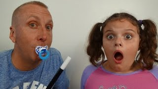 """Bad Baby Freak Daddy & Victoria """"Toy Freaks Messy Annabelle"""""""