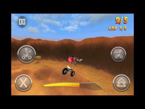 Video of FMX Riders HD