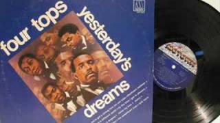Great Soul Ballad - The Four Tops - Yesterday's Dreams