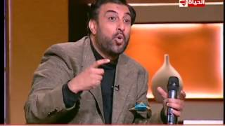 """اغاني طرب MP3 بوضوح - حسام حسني : أعشق محمود شكوكو لأنه أول مطرب غني """" الفرانكو أراب """" تحميل MP3"""