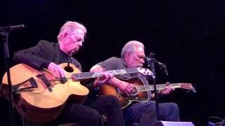 Hot Tuna - Terrible Operation Blues 2.20.17 Live @ Center for the Arts