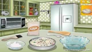 Game Làm Bánh Kem Sinh Nhật