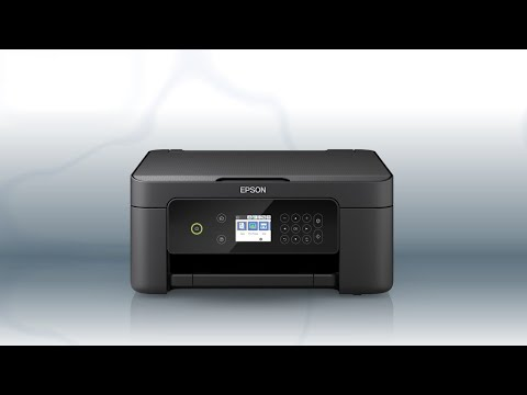 Epson Expression Premium XP-4100/XP-4105 | Wireless Setup Using the Control Panel