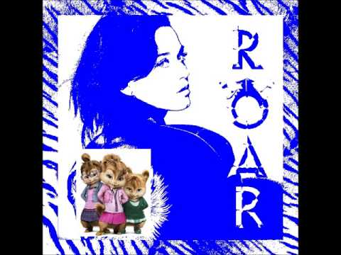 Katy Perry Roar / Chipettes Version
