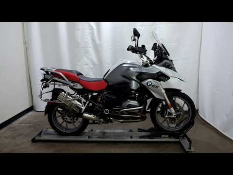 2016 BMW R 1200 GS in Eden Prairie, Minnesota - Video 1
