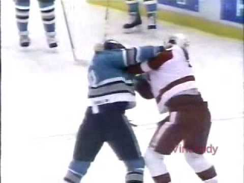 Bob Probert vs. Jeff Odgers
