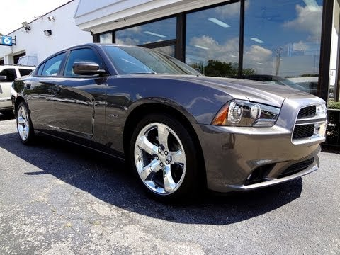 2014 DODGE CHARGER R/T 6652