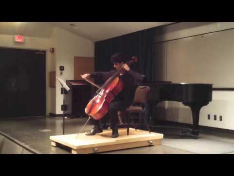 Debussy Cello sonata