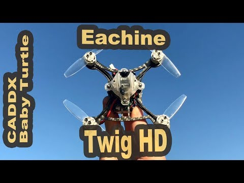 Eachine Twig 115 HD Baby Turtle HD