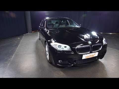 BMW 5-sarja 520 D Autom. F10 Sedan Business M-Sport, Sedan, Automaatti, Diesel, TMZ-617