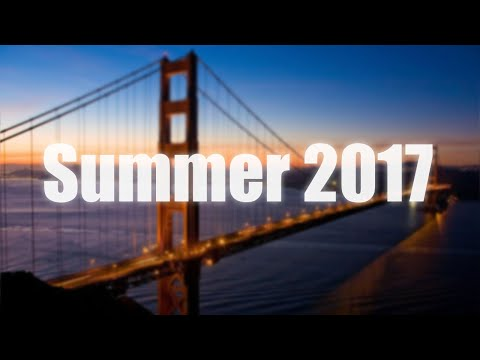 Songs that will bring you back to summer 2017
