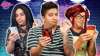 Tipos de personas en WhatsApp | Mario Aguilar