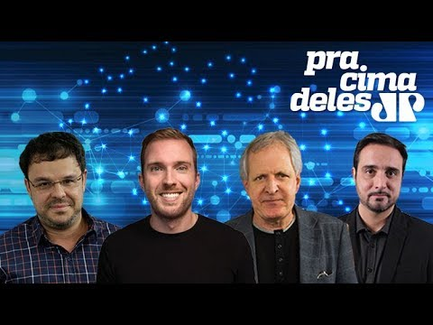 #PraCimaDeles com Adrilles Jorge, Vinicius Poit (Novo-SP), Augusto Nunes e Silvio Navarro