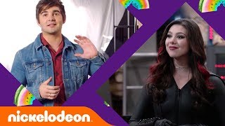 Max Vs. Phoebe ⚔️ Whose Favorite Moments Are Better? | The Thundermans | Nick