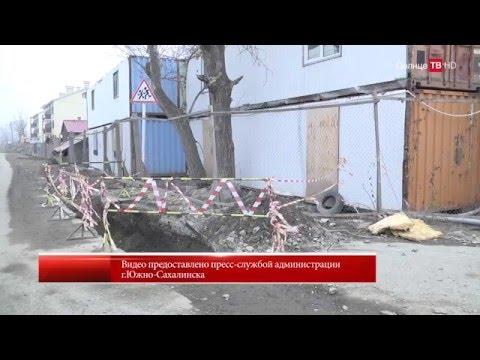 06.05.16 Восстановление благоустройства территорий после земляных работ