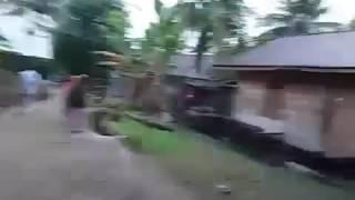 Situasi Paska Gempa 65 SR Di Aceh Puluhan Rumah Roboh 7/12